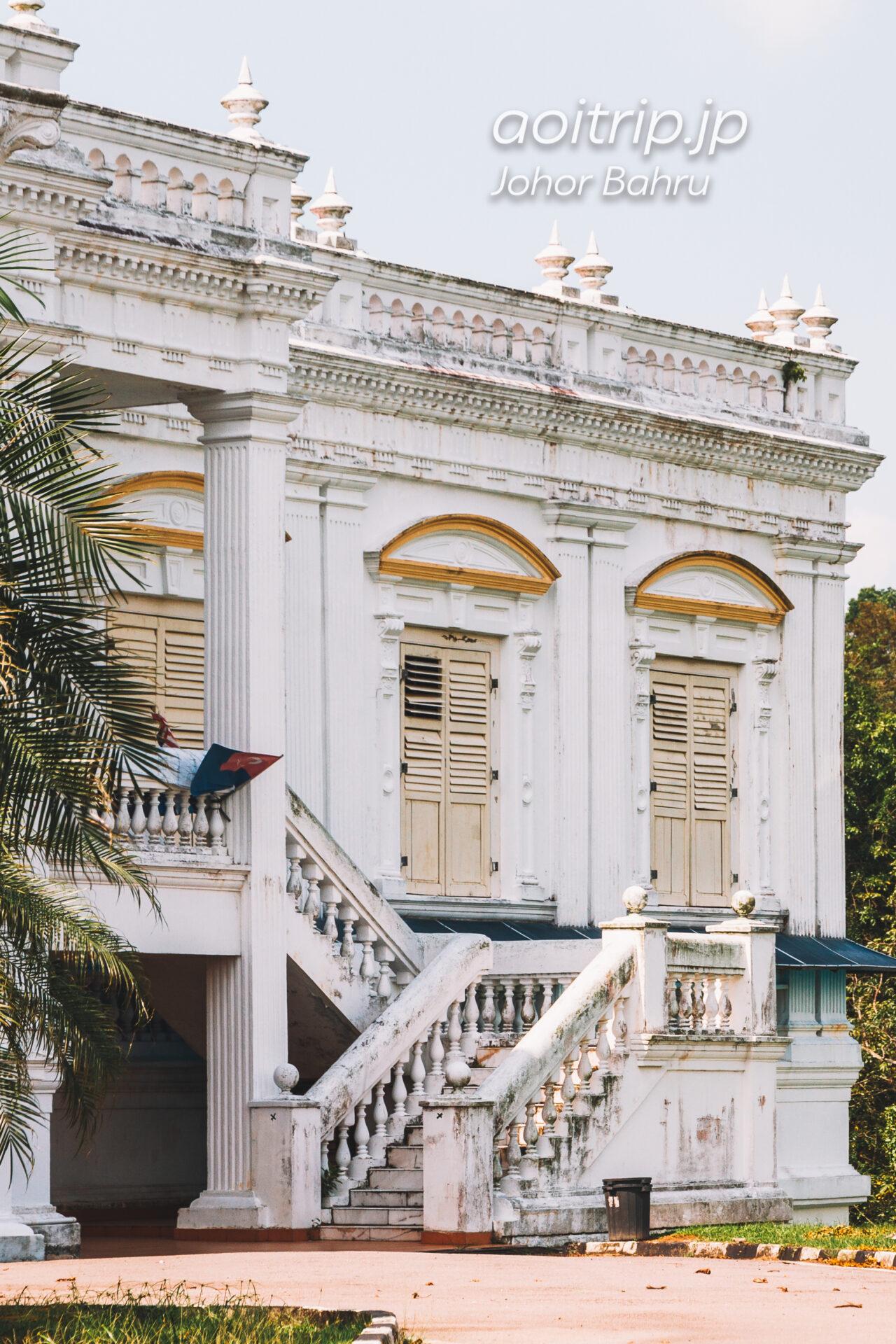ジョホールバル スルタン アブ バカール モスク Sultan Abu Bakar Mosque