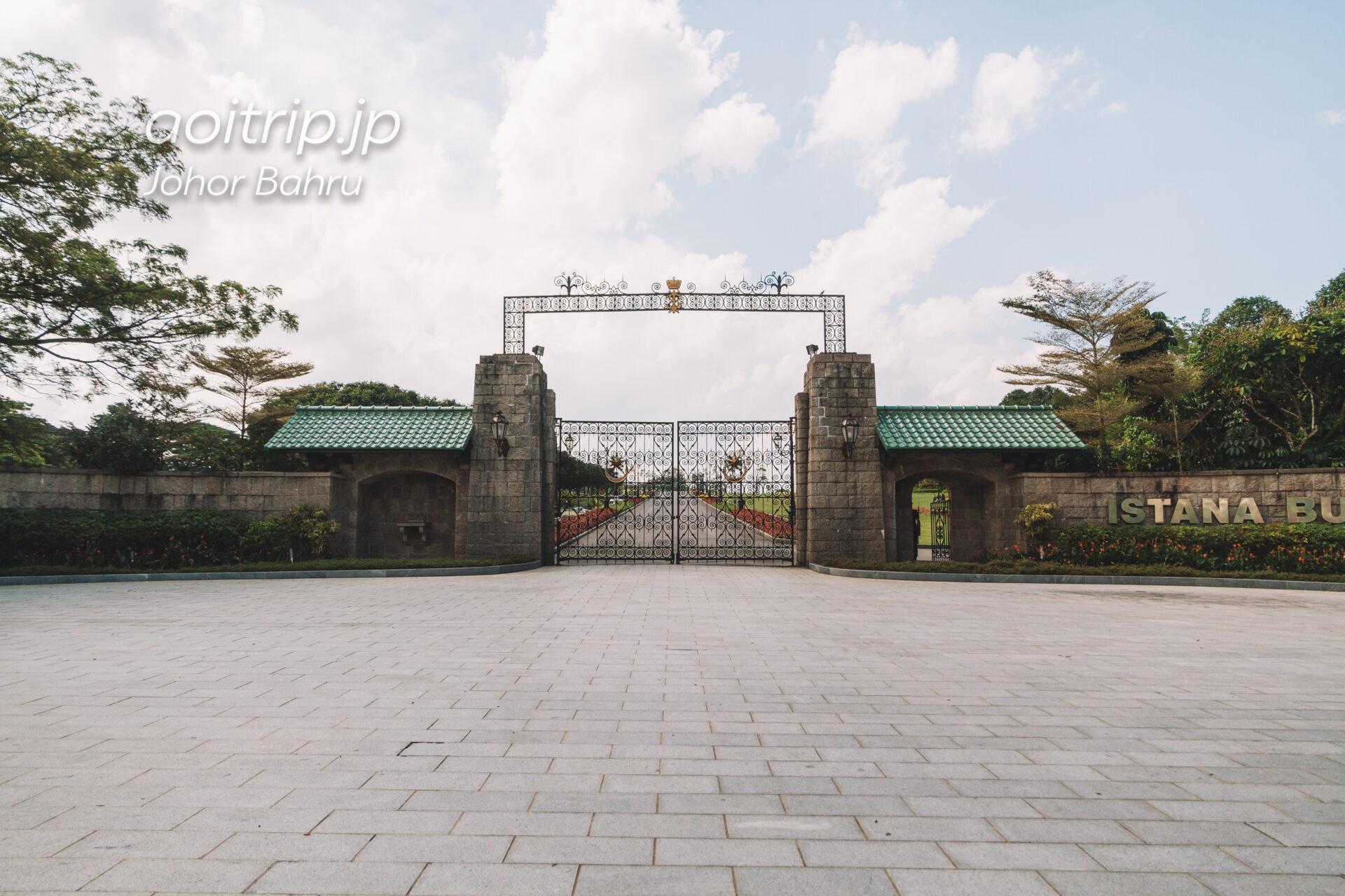 ジョホールバル ブキットセレネ宮殿 Istana Bukit Serene