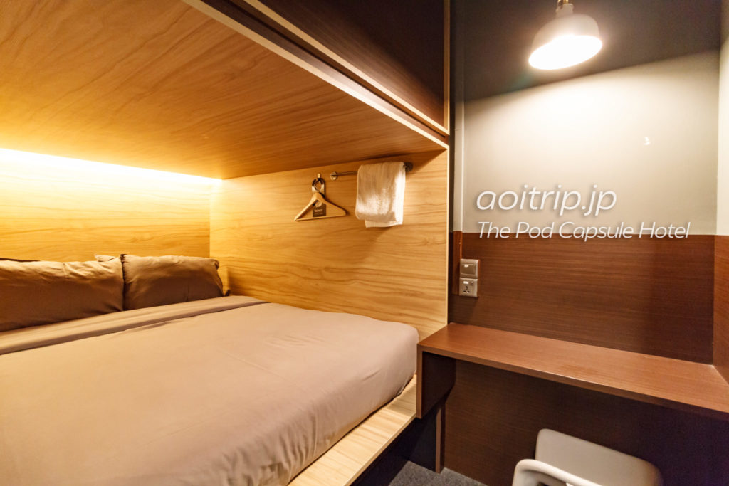The Pod @ Beach Road Boutique Capsule Hotel Queen Pod Suite
