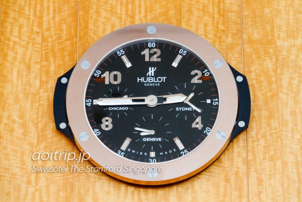 スイソテルザスタンフォード ウブロの掛け時計