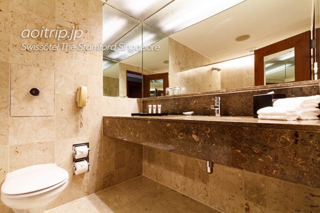 スイソテルザスタンフォード バスルーム