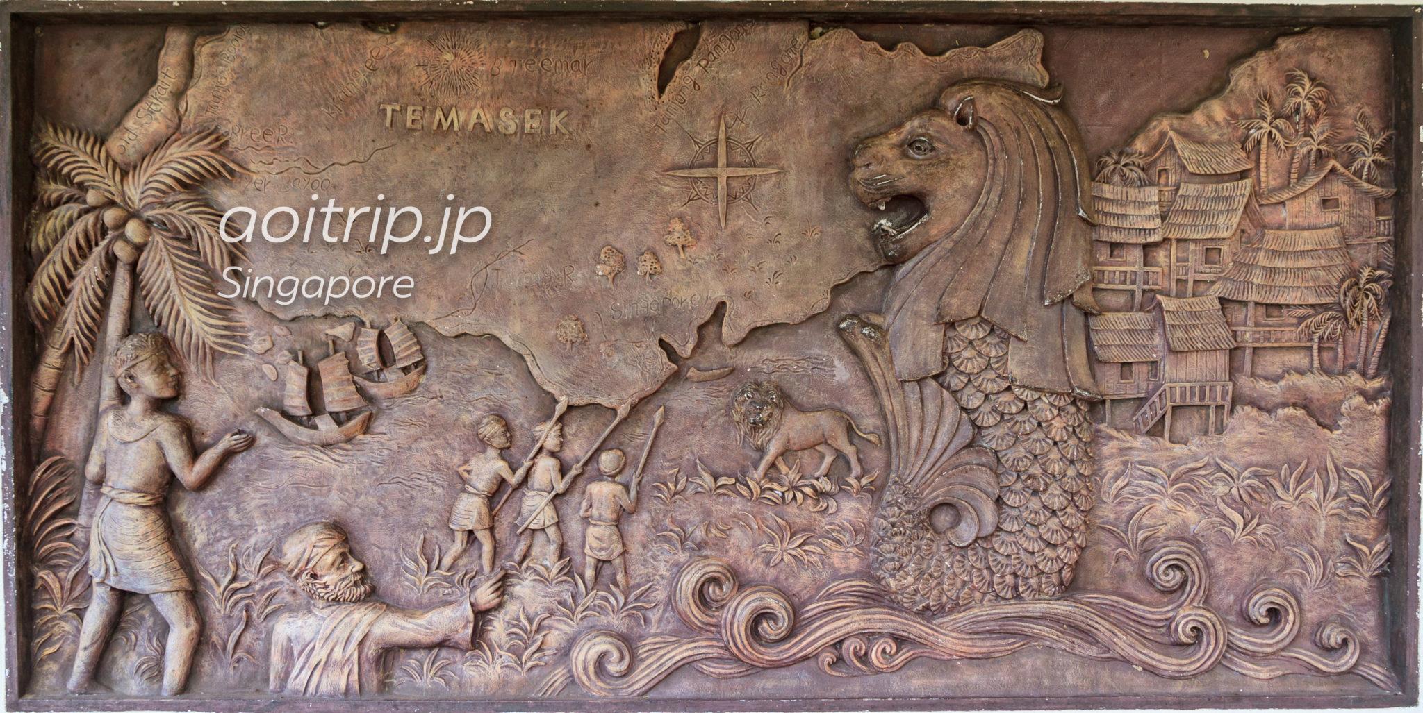 マーライオンの歴史 History of Merlion