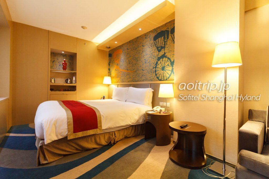 ソフィテル上海ハイランド ベッド