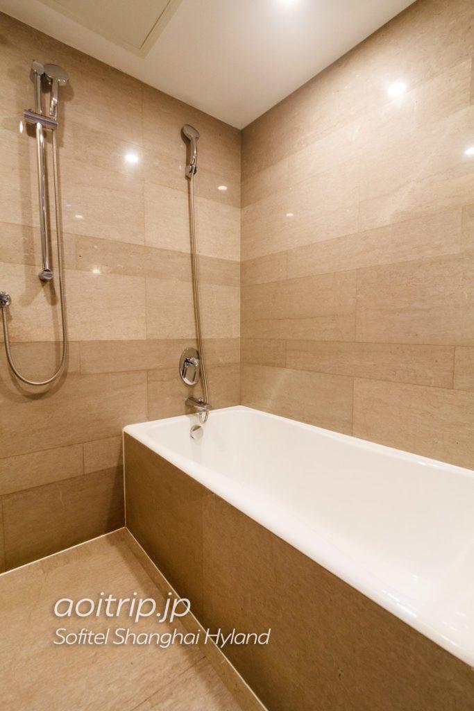 ソフィテル上海ハイランド バスルーム