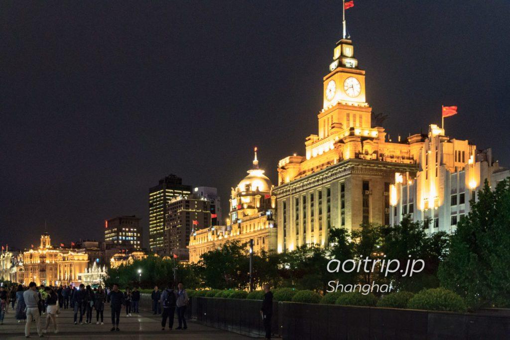 上海外灘 夜景