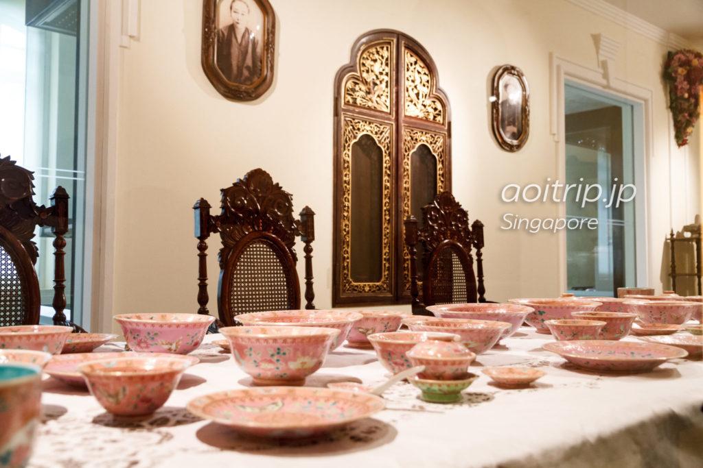 プラナカン博物館(Peranakan Museum)