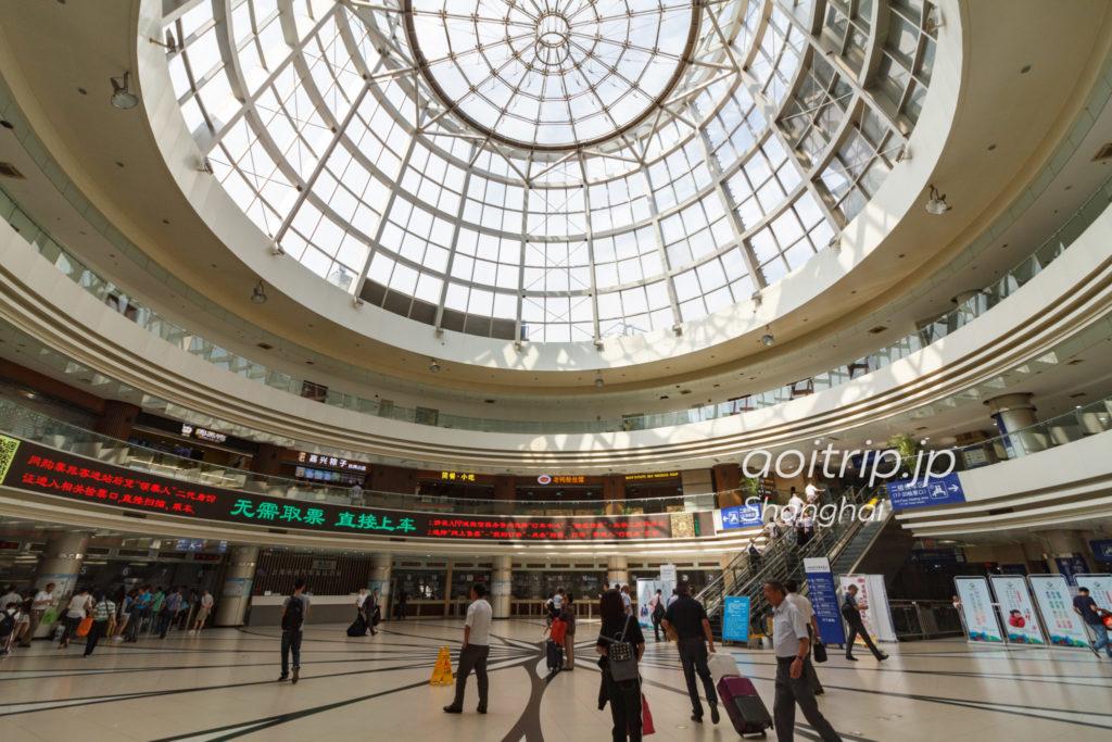 上海バスターミナル(上海长途汽车客运总站)
