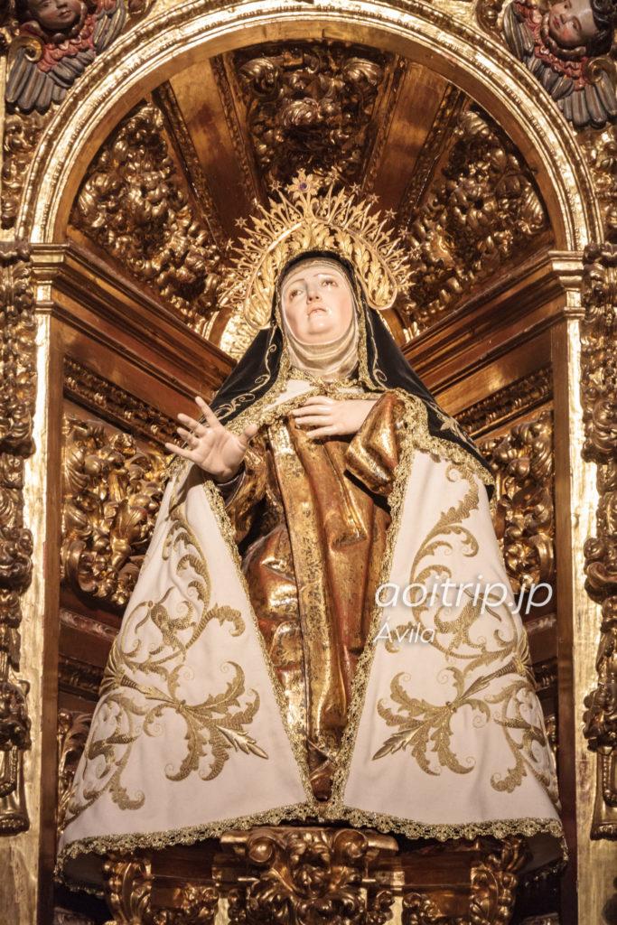 アビラのサンタテレサ修道院