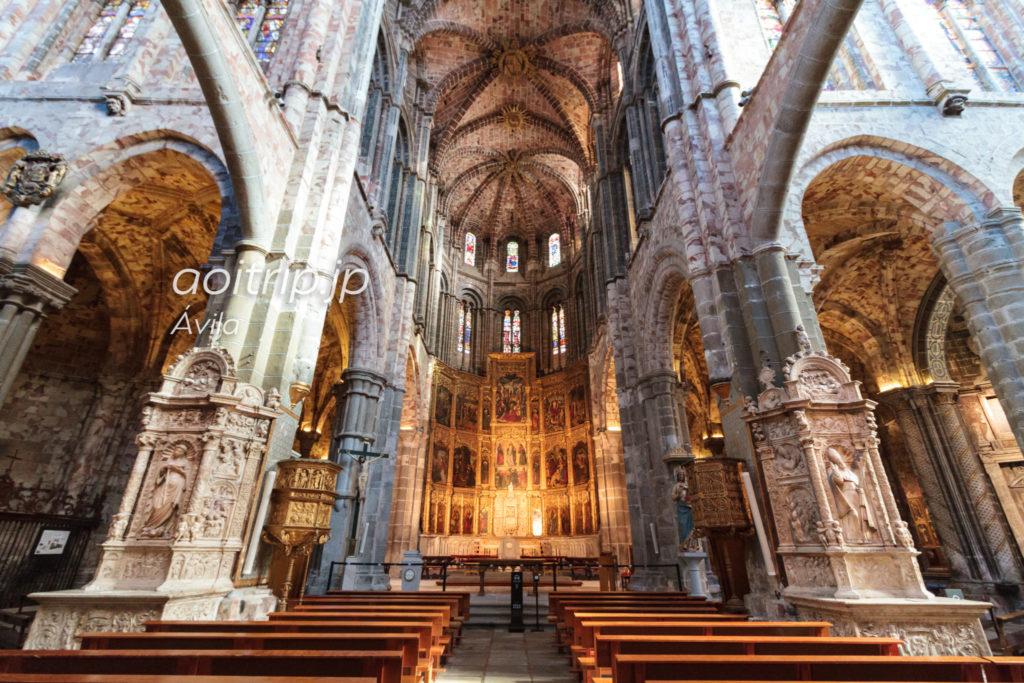 アビラの大聖堂