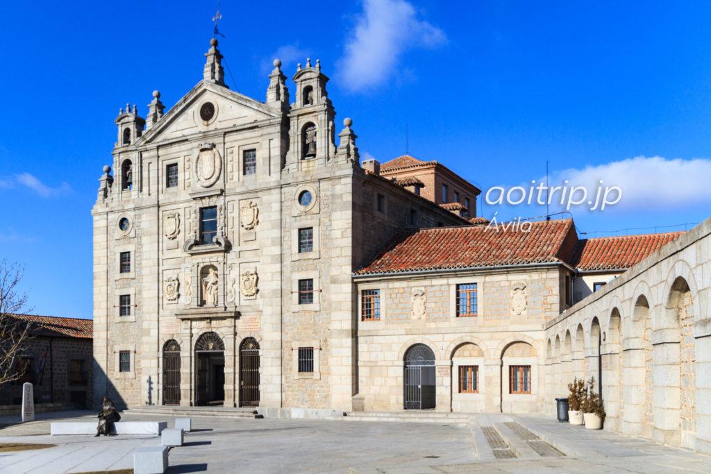 アビラ サンタテレサ修道院