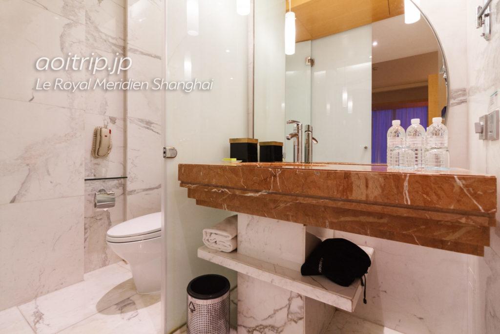 ルロイヤルメリディアン上海 バスルーム
