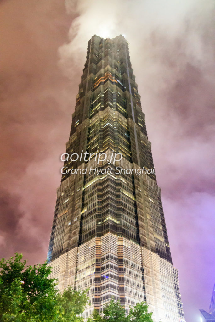 Grand Hyatt Shanghai Jin Mao Tower