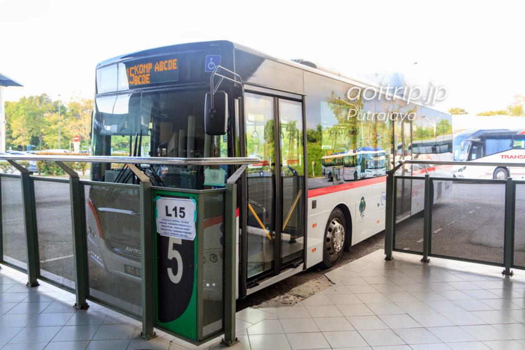 プトラジャヤ L15路線バス
