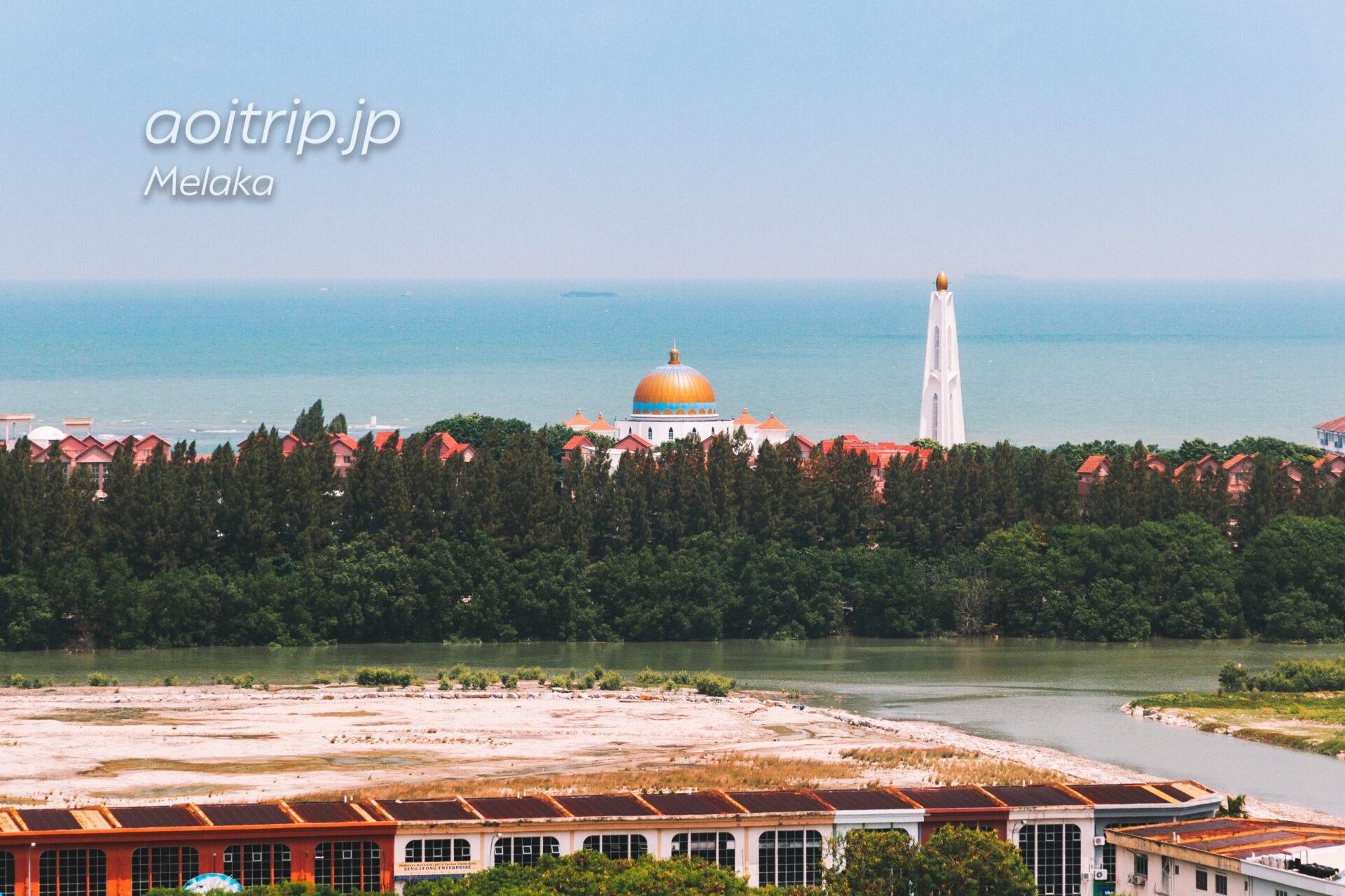 マラッカ海峡モスク