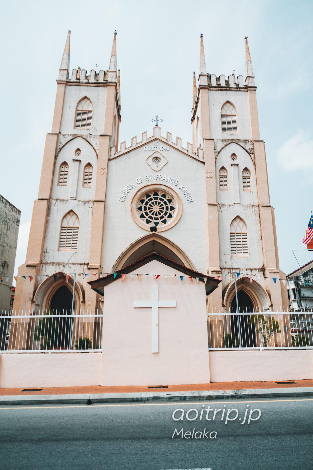 マラッカのフランシスコザビエル教会