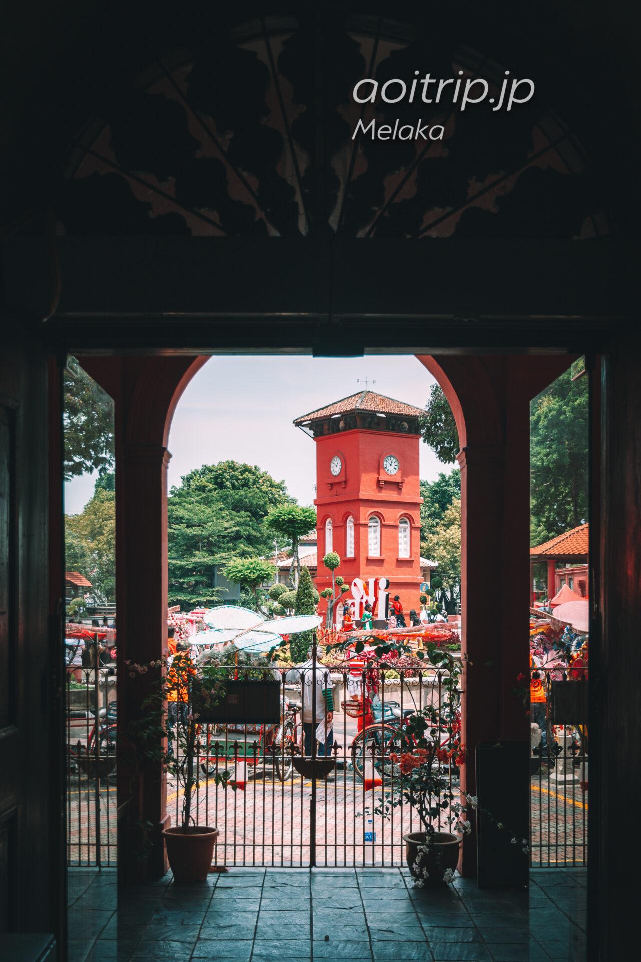 マラッカ キリスト教会 Chirist Church Melaka