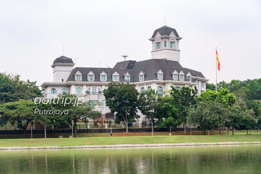 プトラジャヤ Istana Darul Ehsan
