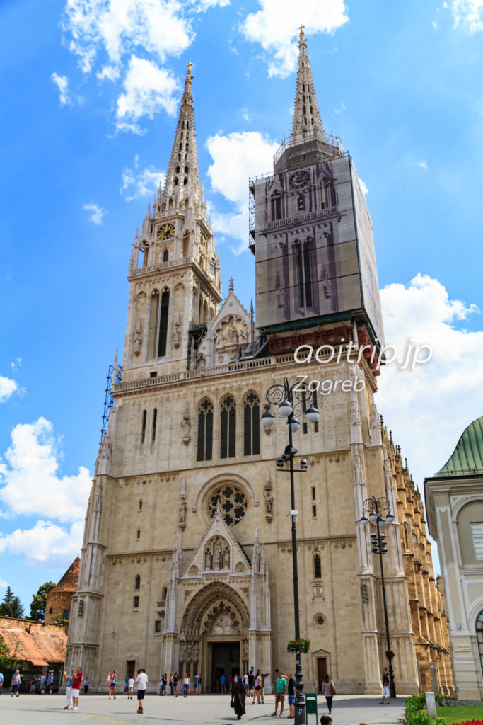 ザグレブの聖母被昇天大聖堂