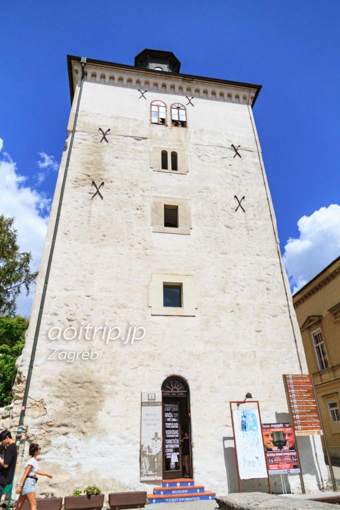 ザグレブ ロトゥルシュチャク塔