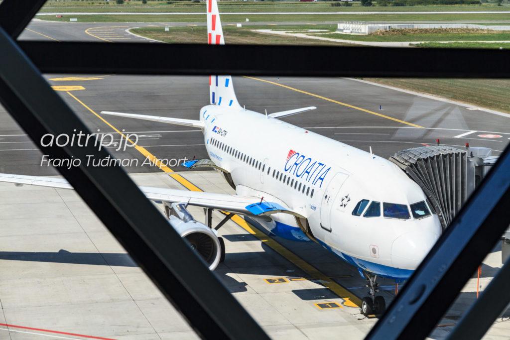 クロアチア航空 OU662便