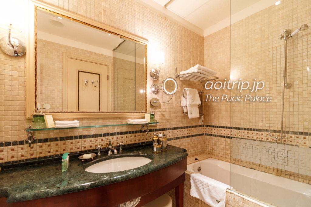 プチチパレス バスルーム