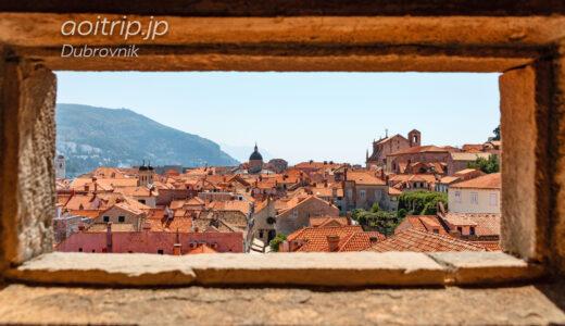 ドゥブロヴニク旧市街を囲む城壁を一周・ロヴリイェナツ要塞