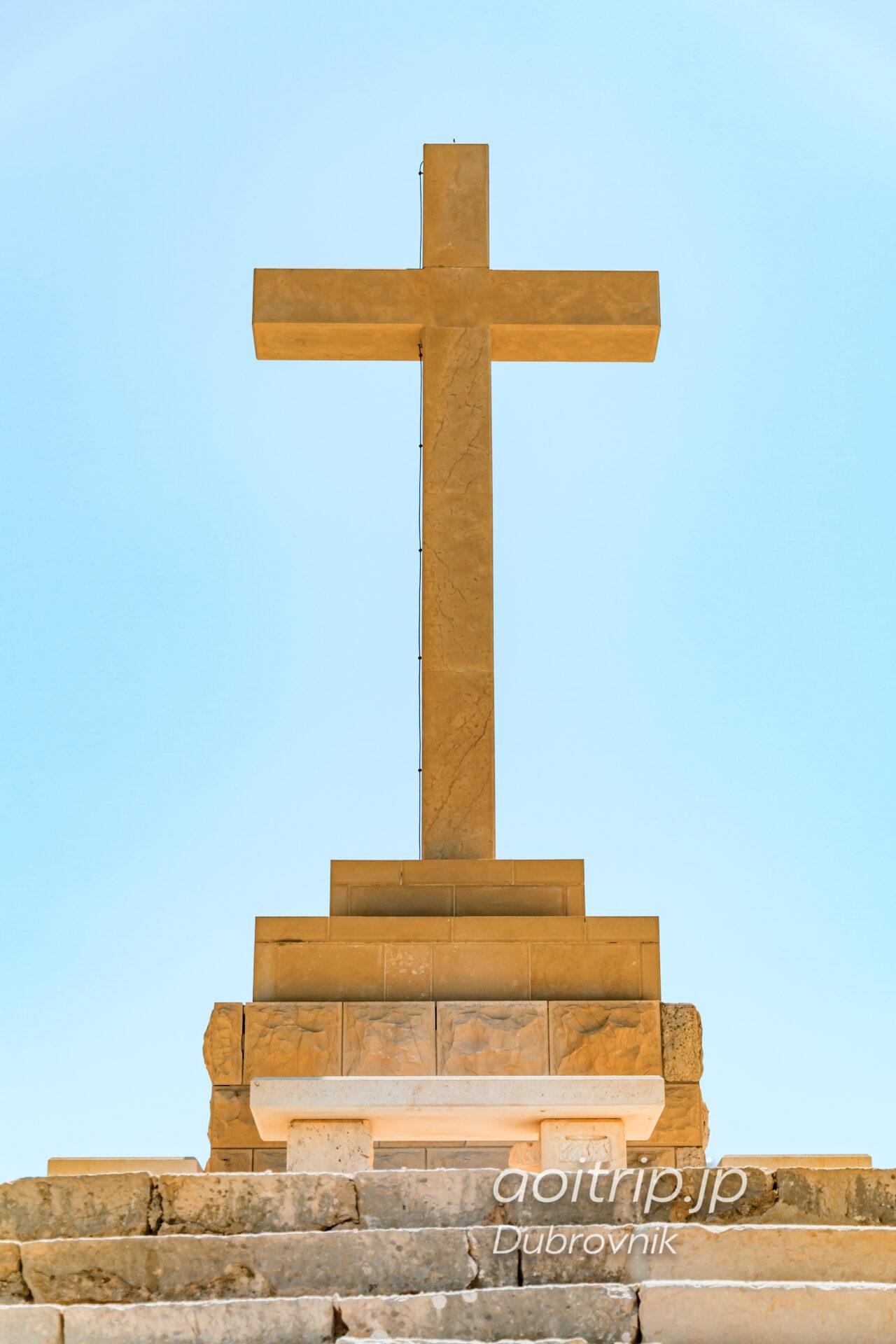 ナポレオンが贈呈した十字架