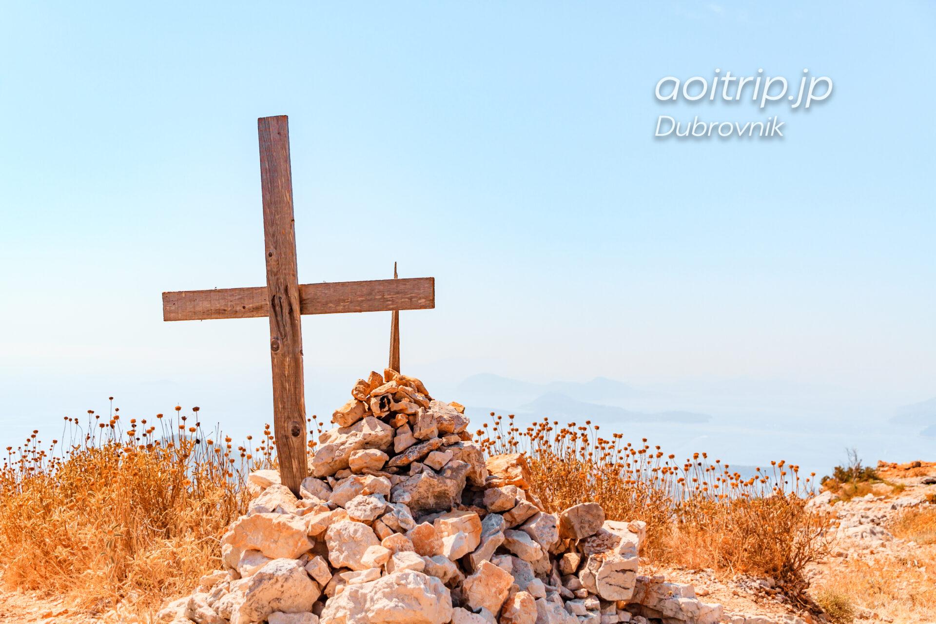 ドブロヴニク スルジ山