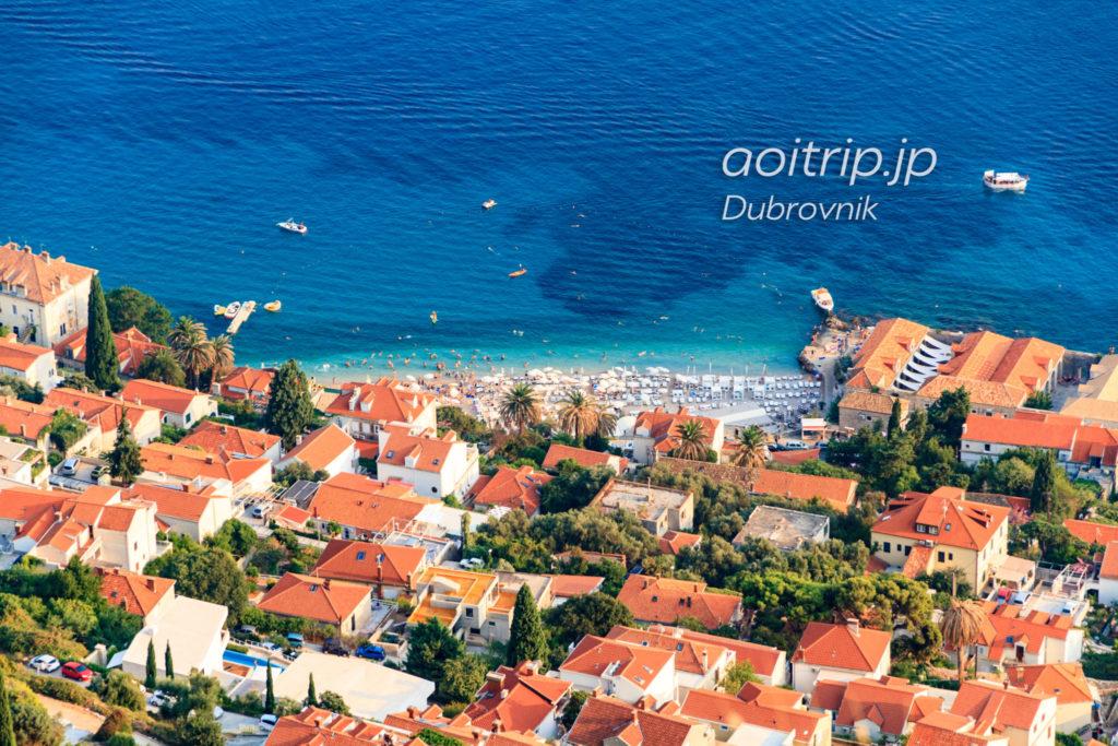 Dubrovnik Banje Beach