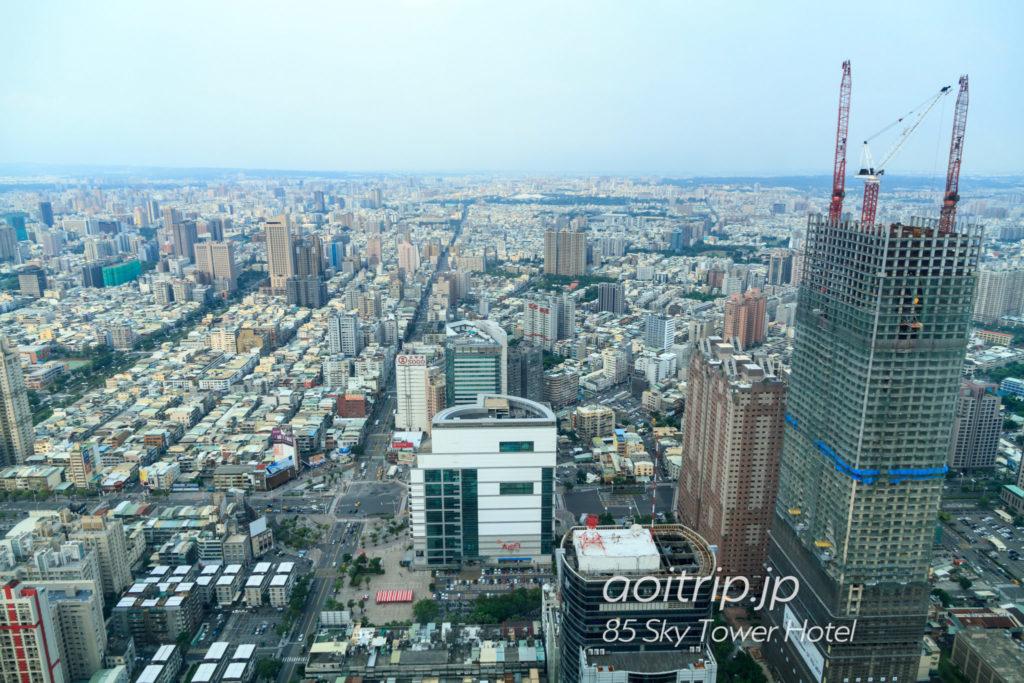 85スカイタワーホテル 東側(シティ)の眺望