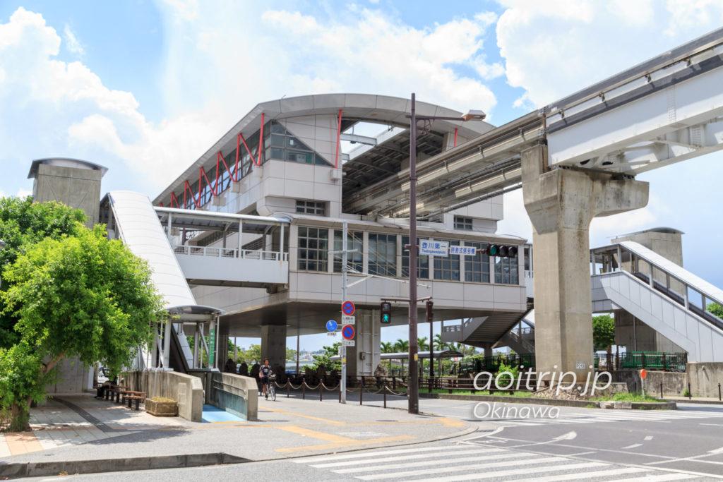 ゆいレール 壺川駅