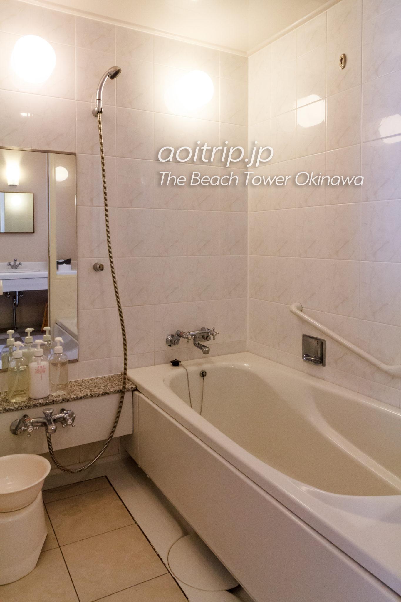 ザビーチタワー沖縄 バスルーム