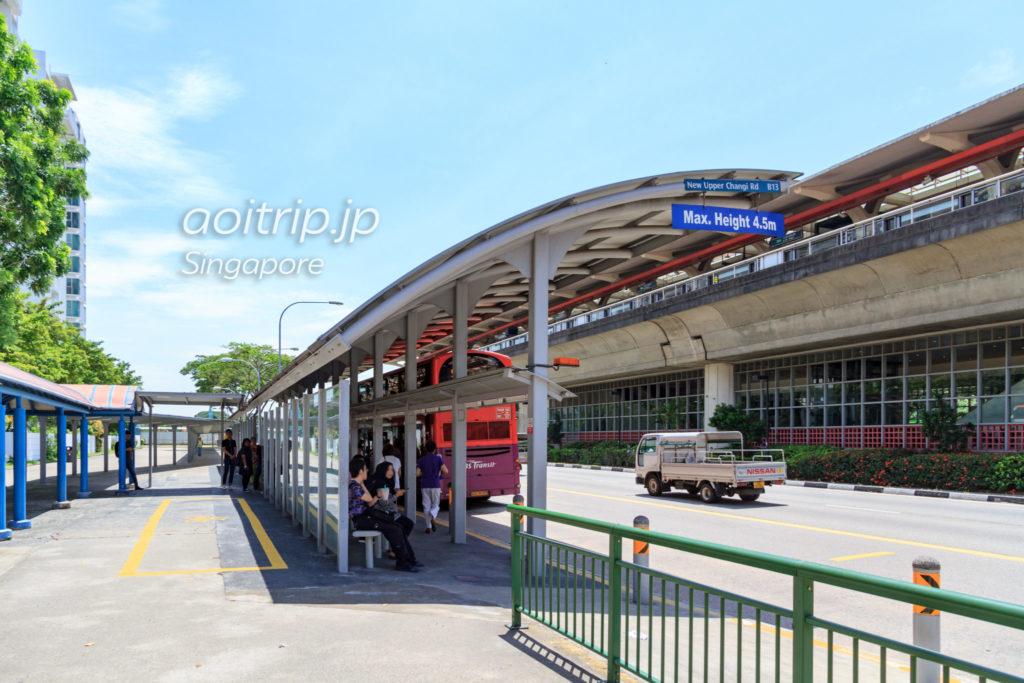 タナメラ駅バス停