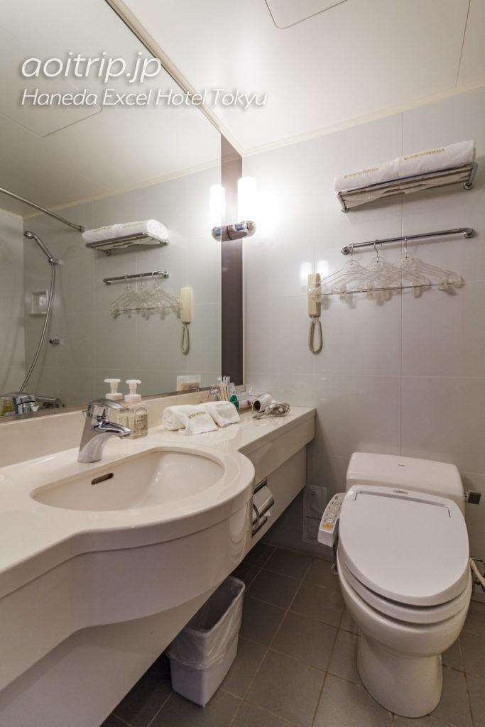 羽田エクセルホテル東急 バスルーム