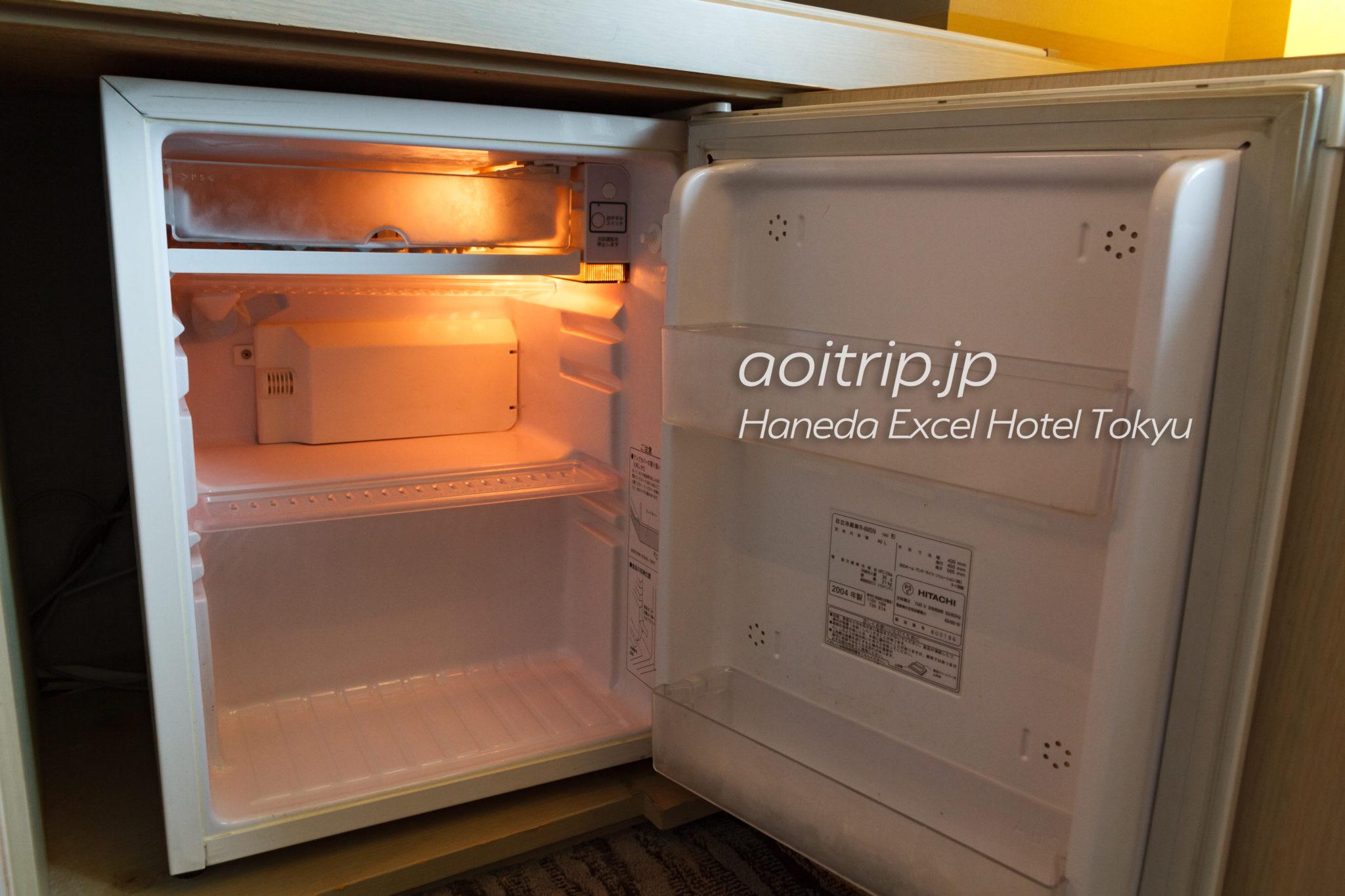 羽田エクセルホテル東急 冷蔵庫
