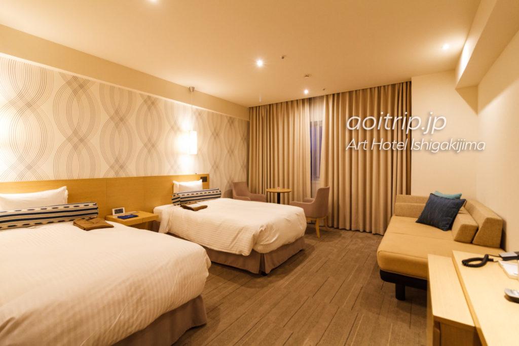 アートホテル石垣島 お部屋
