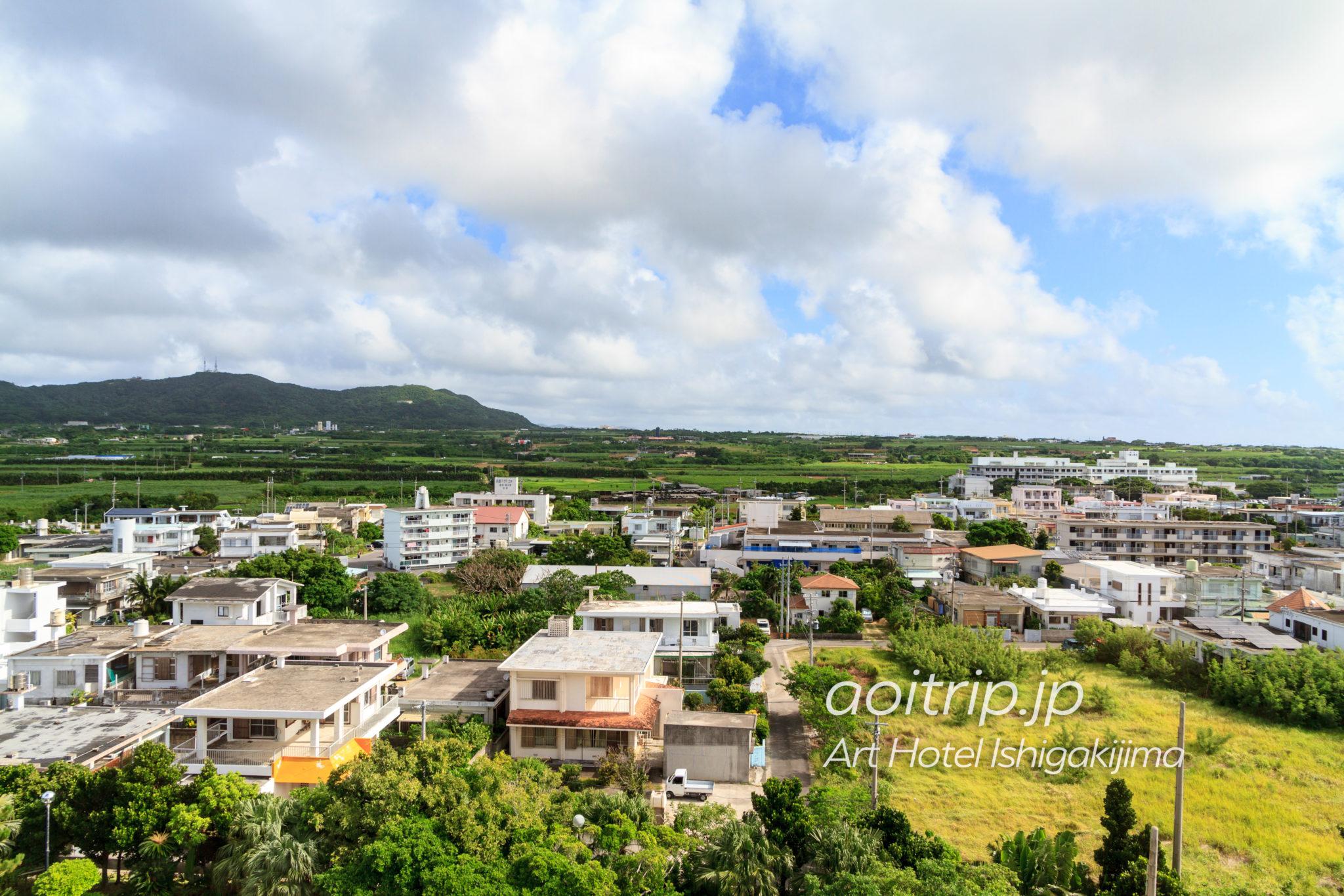 アートホテル石垣島 お部屋からの眺望