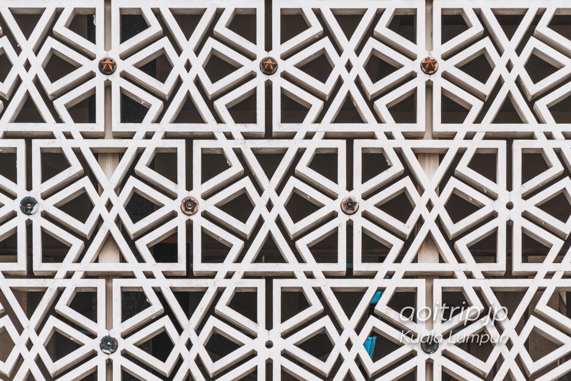 マスジッドネガラ(マレーシア国立モスク)