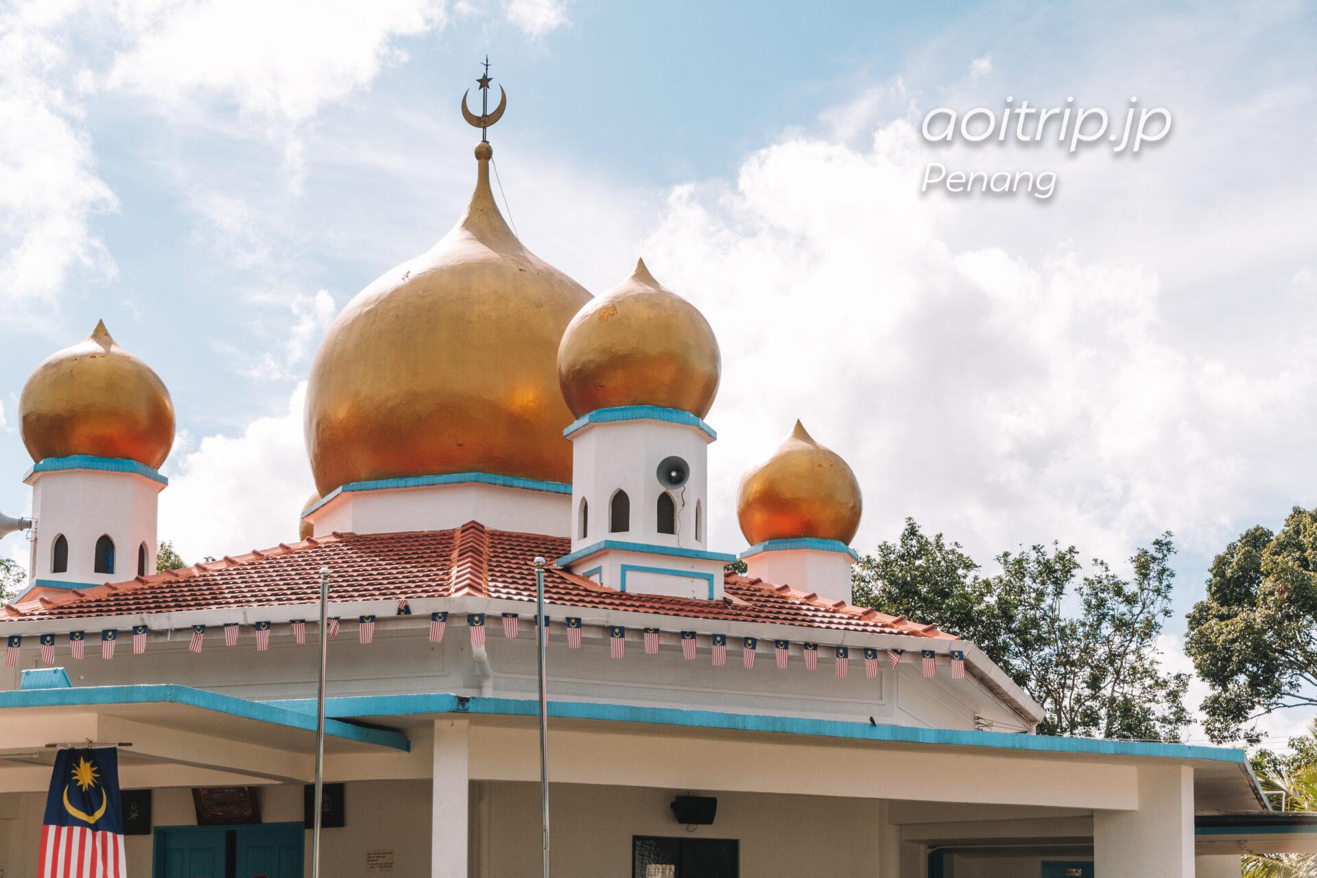 ペナンヒルのモスク