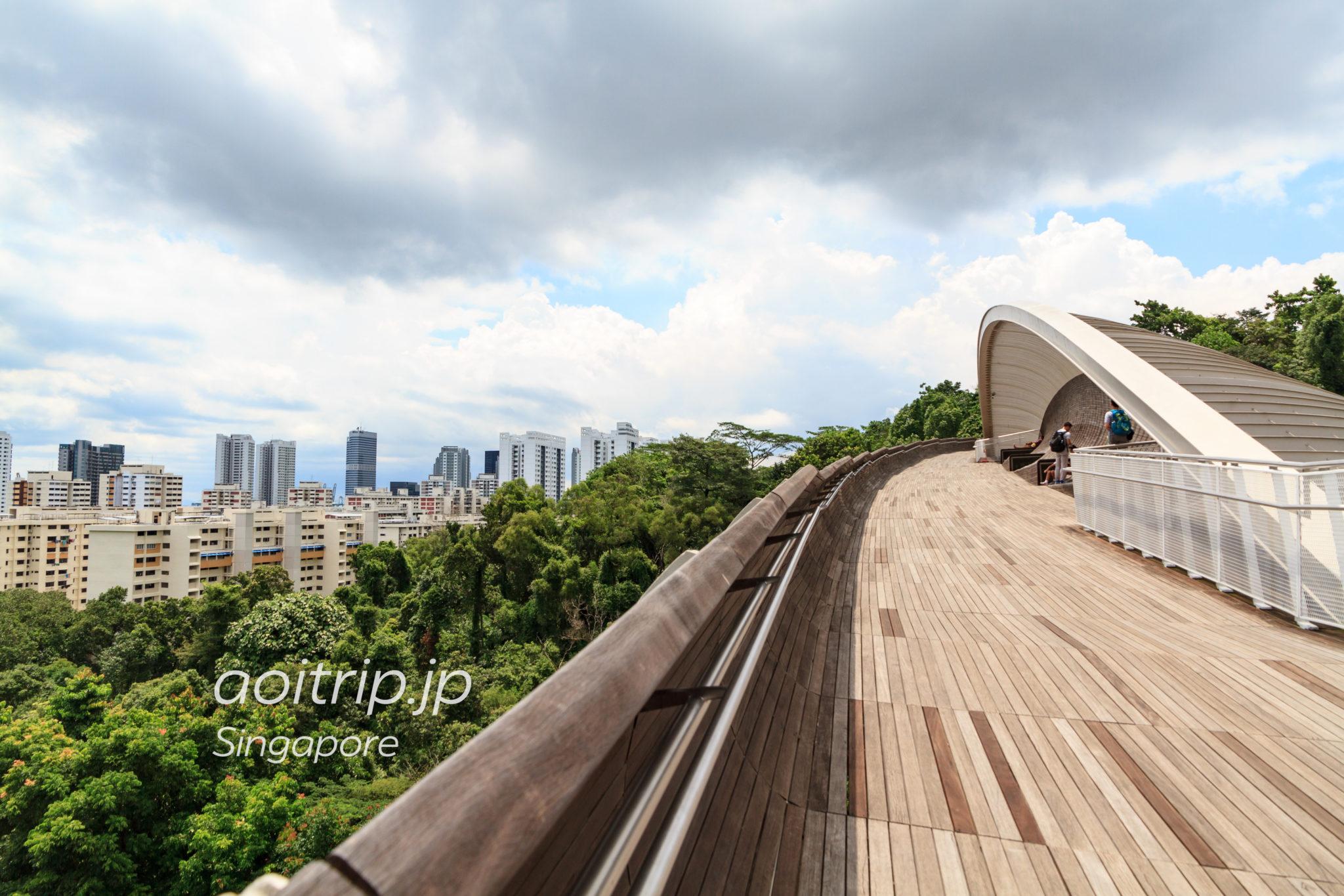 シンガポール Henderson Waves