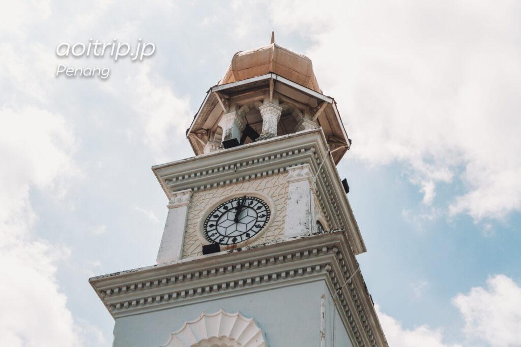 ペナン島 ビクトリアメモリアル時計塔