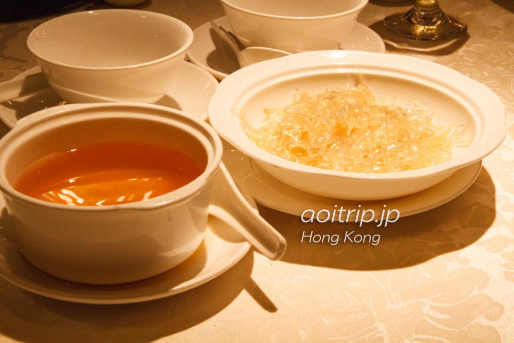 ジャンボキングダム 特製高級ふかひれスープ