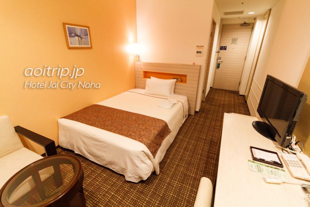 ホテルJALシティ那覇 スタンダードシングルの客室