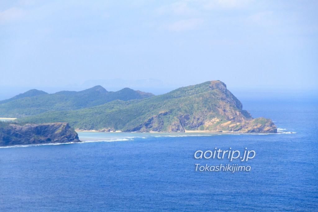座間味島 大岳