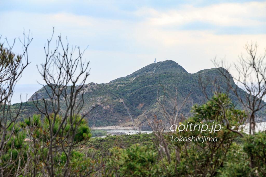 慶良間諸島 ウン島