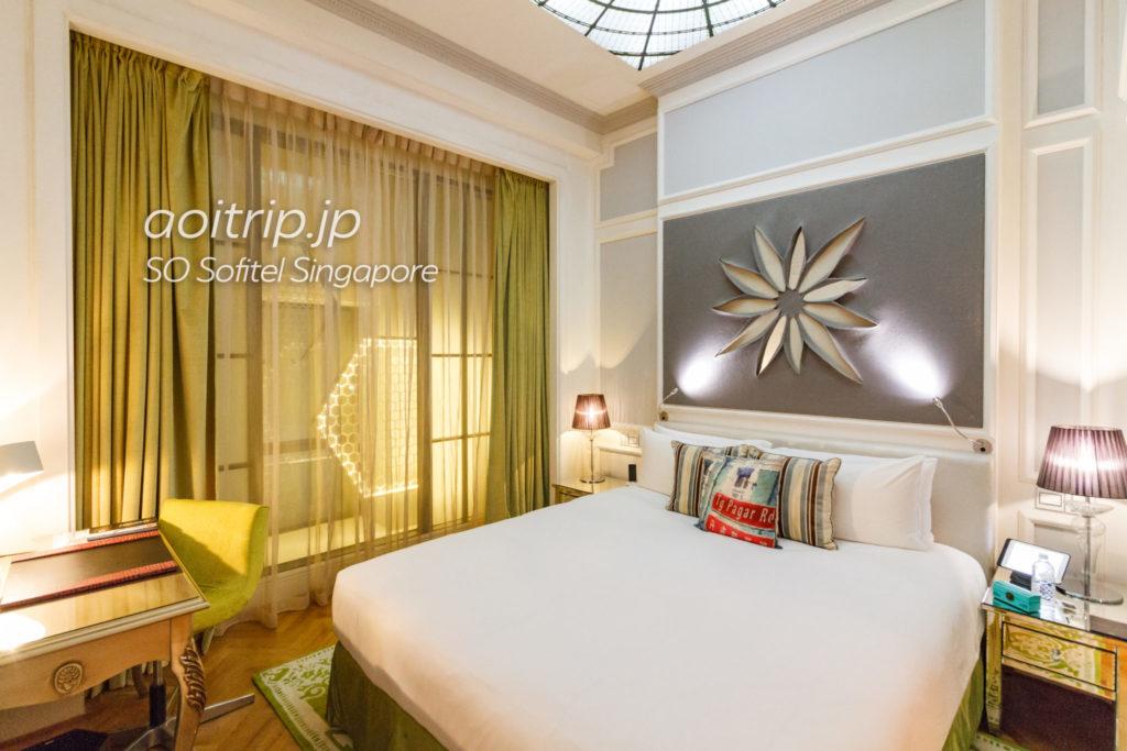 SOソフィテルシンガポールのSOコージーのお部屋