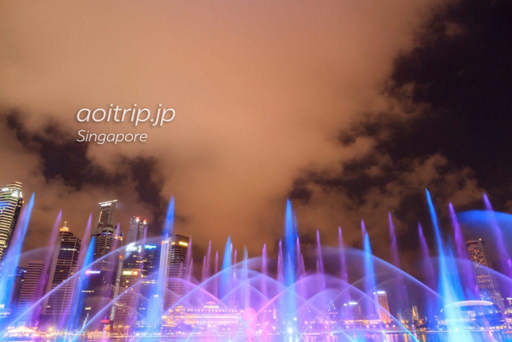 シンガポール スペクトラの万華鏡