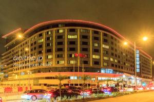 リーガルエアポートホテル香港のホテル外観