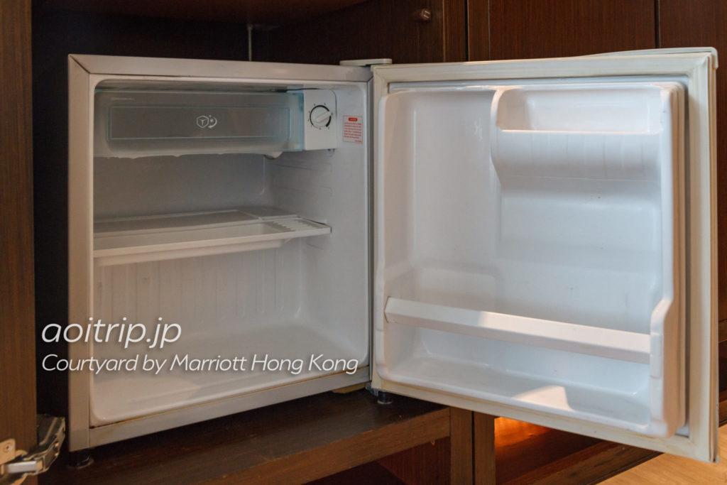 コートヤードバイマリオット香港の冷蔵庫