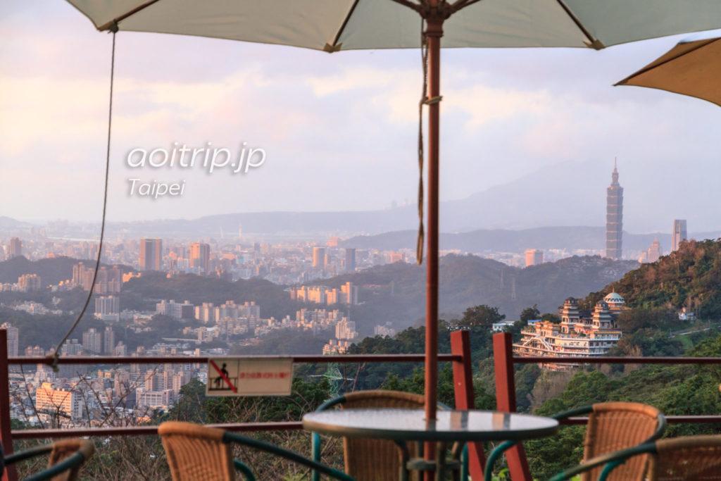 台北猫空のカフェ猫空間